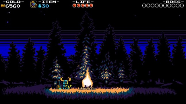 Shovel Knight #4
