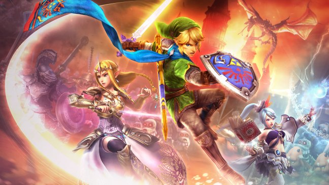 Hyrule Warriors is shaping up to be a great title