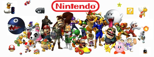 Nintendo has a solid lineup of 1st party exclusive titles