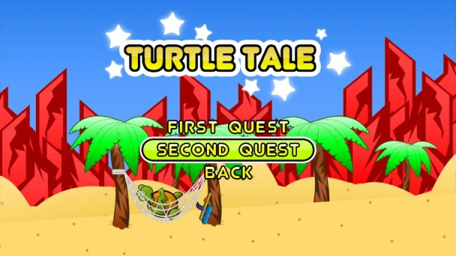 "Make sure to play through the much harder ""Second Quest"""