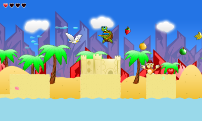 Turtle Tale first appeared on 3DS and releases on Wii U October 9, 2014