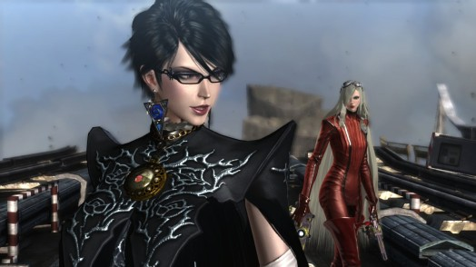 Bayonetta and Jeanne are pals and witch sisters. They'd (literally) go to Hell for each other