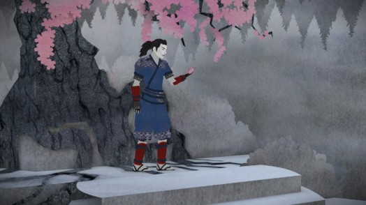 Tengami is gorgeous, with a lovely Japanese art style