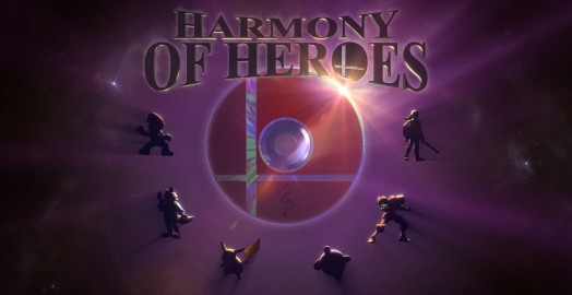 Harmony of Heroes is a fan-made collaboration you can download for free