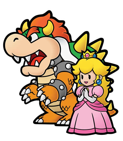 Move over Mario: Peach can handle Bowser herself!