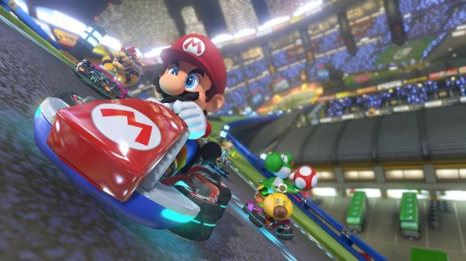 Mario Kart 8 is the pinnacle of the series - what more could they do with it?