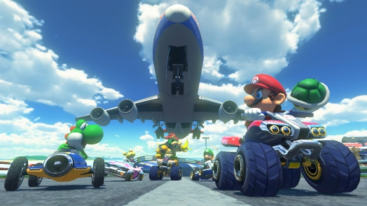 Mario Kart 8 is an outstanding title and must own for any Wii U owner