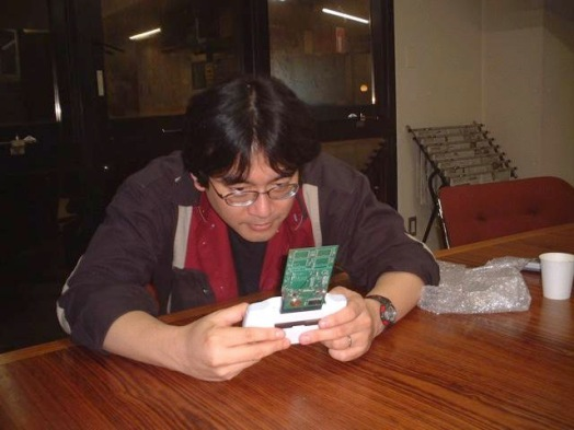 Satoru Iwata had an interesting perspective, as he once used to create games himself
